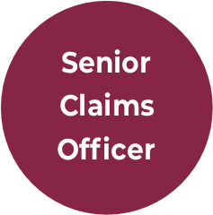 Careers senior claims officer